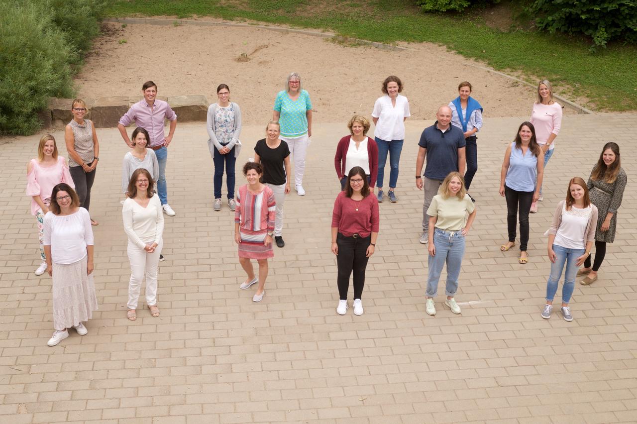 Kollegium 2021/2022 - KGS Holzlar